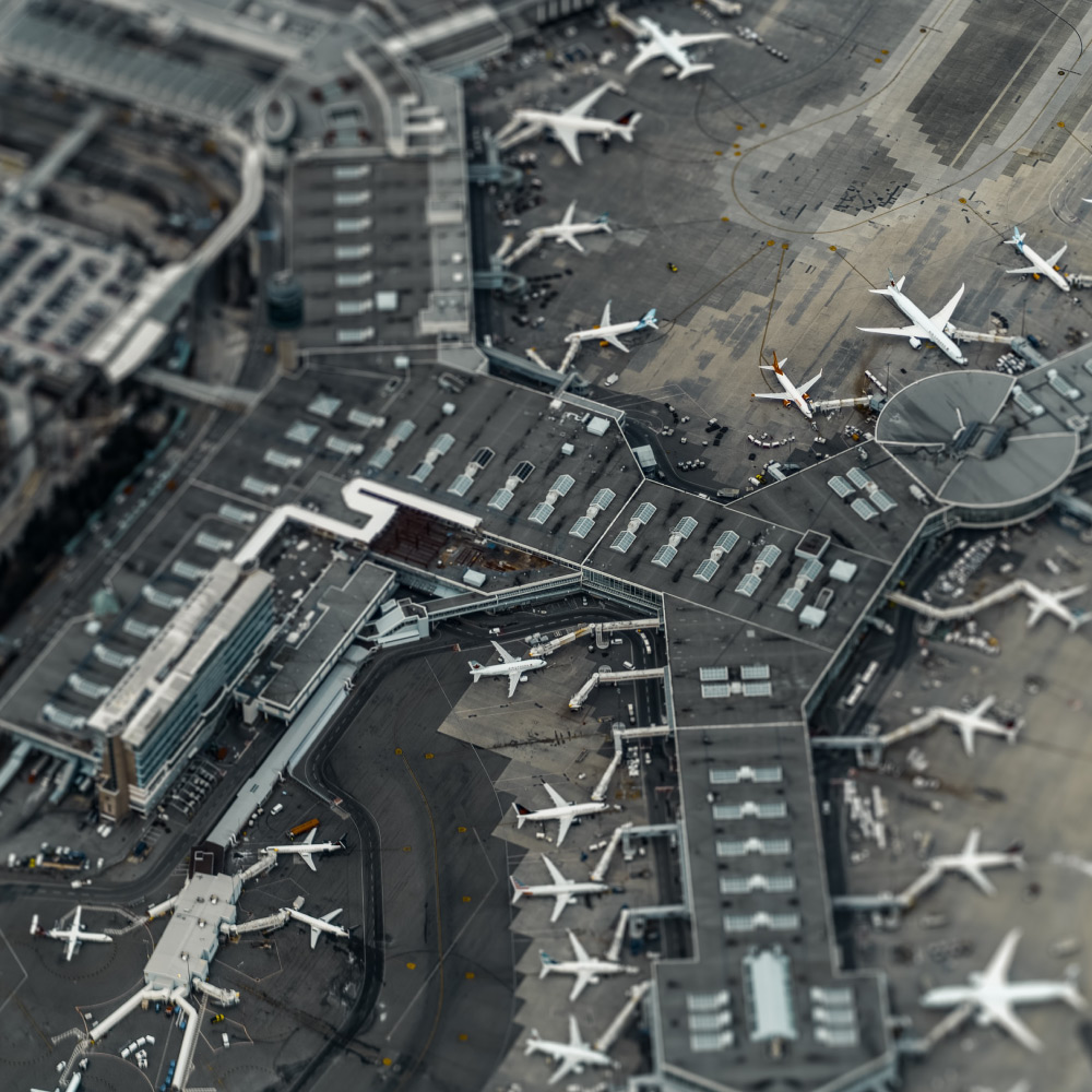 airport tracking solutions