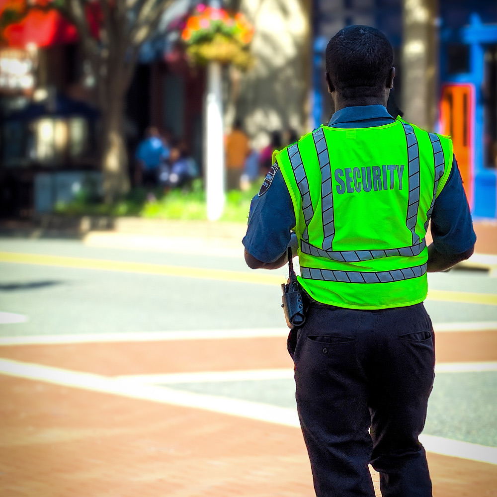 events & security tracking of key personnel