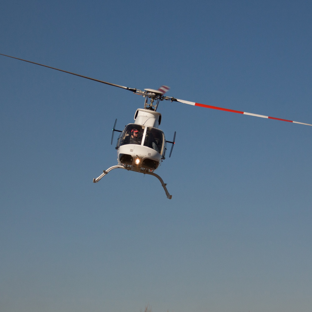 fleet management tracking helicopter